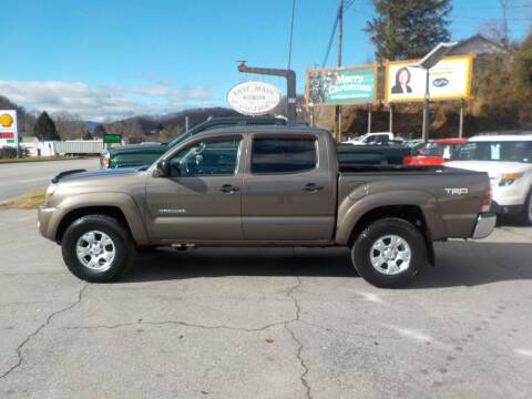 2011 Toyota Tacoma for sale at EAST MAIN AUTO SALES in Sylva NC