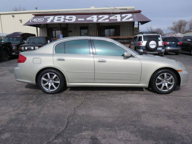 2005 Infiniti G35 for sale at United Auto Sales in Oklahoma City OK