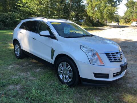 2014 Cadillac SRX for sale at Oxford Auto Sales in North Oxford MA