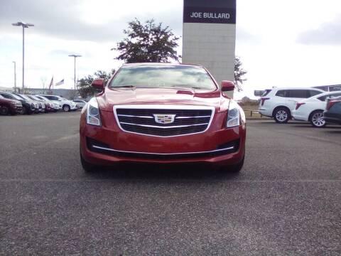 2016 Cadillac ATS for sale at JOE BULLARD USED CARS in Mobile AL
