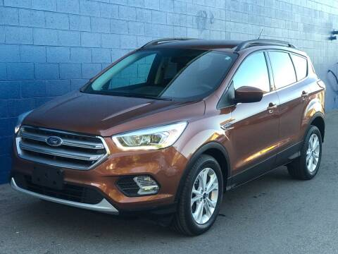 2017 Ford Escape for sale at Omega Motors in Waterford MI