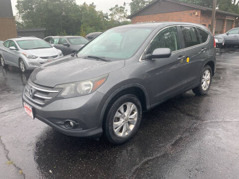 2014 Honda CR-V for sale at Superior Used Cars Inc in Cuyahoga Falls OH