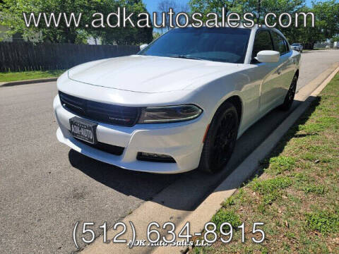 2016 Dodge Charger for sale at ADK AUTO SALES LLC in Austin TX