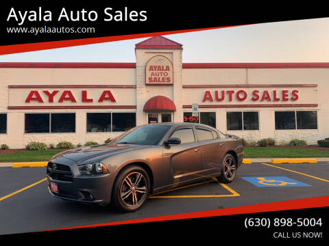 2014 Dodge Charger for sale at Ayala Auto Sales in Aurora IL