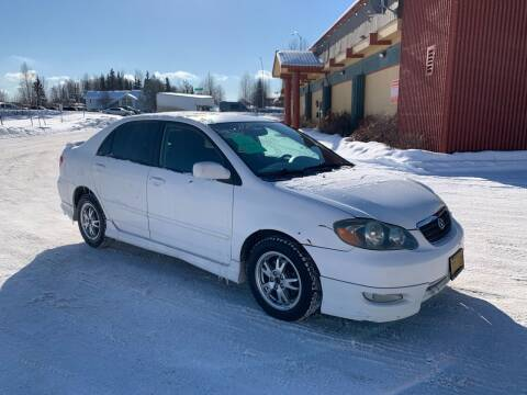 2006 Toyota Corolla for sale at Freedom Auto Sales in Anchorage AK