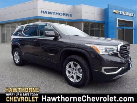 2017 GMC Acadia for sale at Hawthorne Chevrolet in Hawthorne NJ