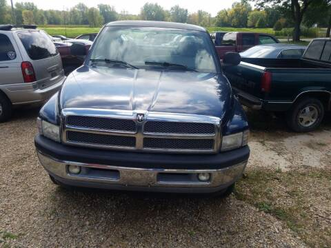 2001 Dodge Ram Pickup 1500 for sale at Craig Auto Sales in Omro WI