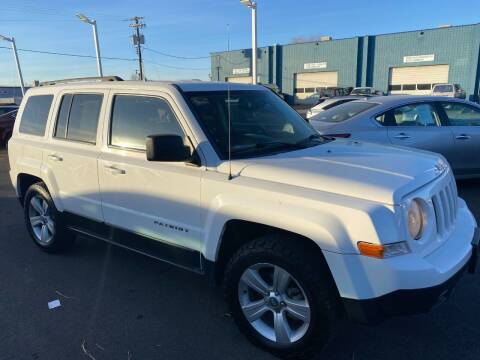 2015 Jeep Patriot for sale at Major Car Inc in Murray UT