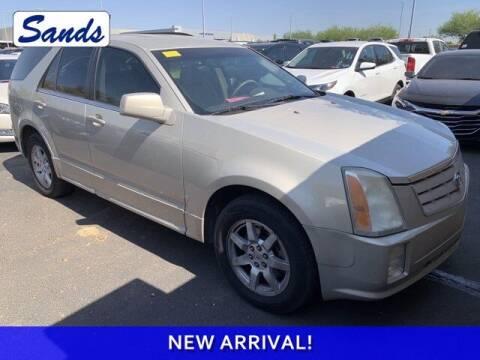 2007 Cadillac SRX for sale at Sands Chevrolet in Surprise AZ