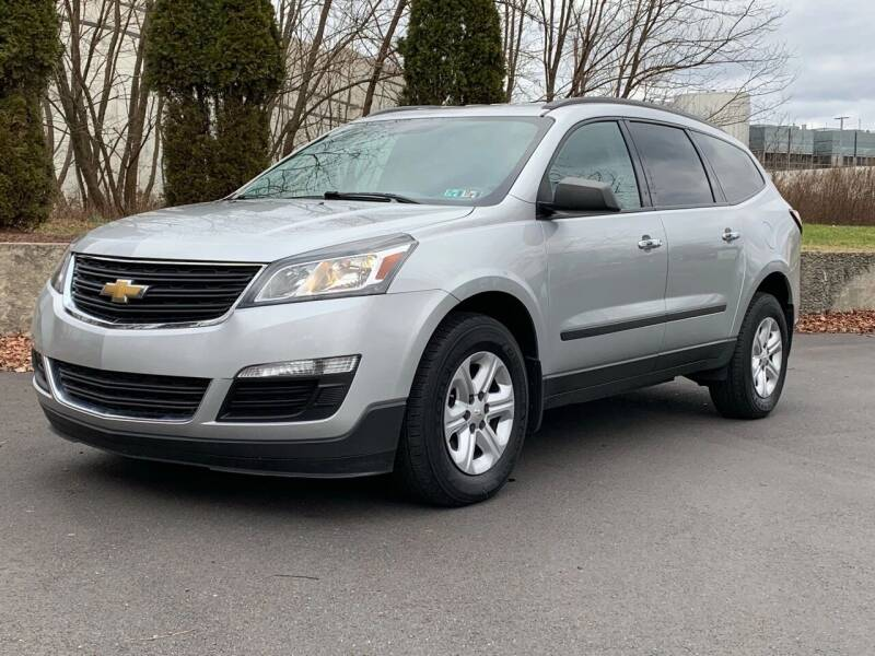 2015 Chevrolet Traverse for sale at PA Direct Auto Sales in Levittown PA