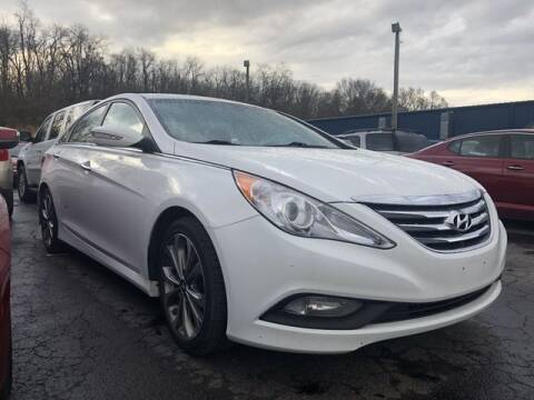 2014 Hyundai Sonata for sale at Instant Auto Sales in Chillicothe OH
