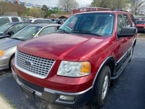 2006 Ford Expedition for sale at Sartins Auto Sales in Dyersburg TN