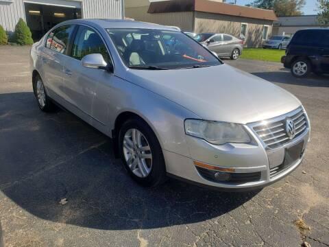 2008 Volkswagen Passat for sale at Van Kalker Motors in Grand Rapids MI