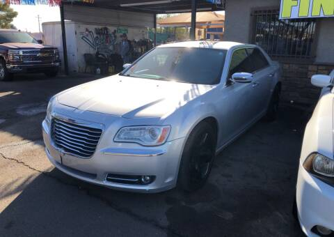 2012 Chrysler 300 for sale at Valley Auto Center in Phoenix AZ