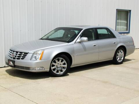 2009 Cadillac DTS for sale at Lyman Auto in Griswold IA