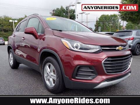 2017 Chevrolet Trax for sale at ANYONERIDES.COM in Kingsville MD