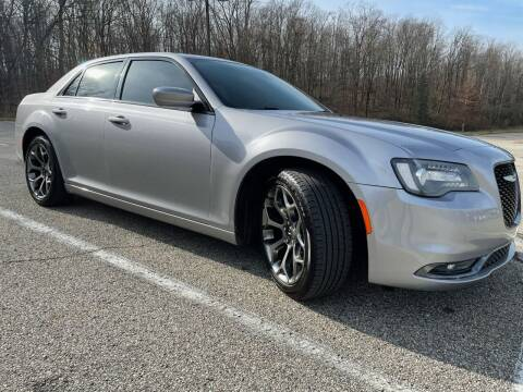 2015 Chrysler 300 for sale at Lifetime Automotive LLC in Middletown OH