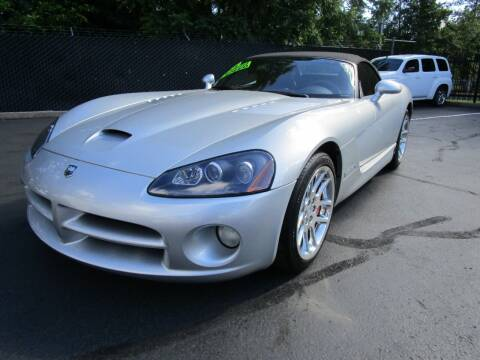 2004 Dodge Viper for sale at LULAY'S CAR CONNECTION in Salem OR