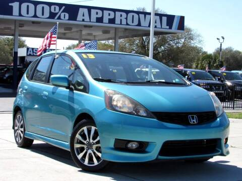 2013 Honda Fit for sale at Orlando Auto Connect in Orlando FL