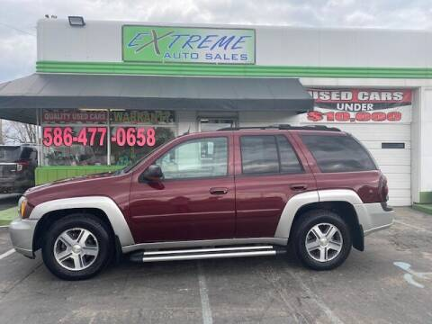 2005 Chevrolet TrailBlazer for sale at Extreme Auto Sales in Clinton Township MI