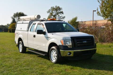 2012 Ford F-150 for sale at Signature Truck Center - Service-Utility Truck in Crystal Lake IL