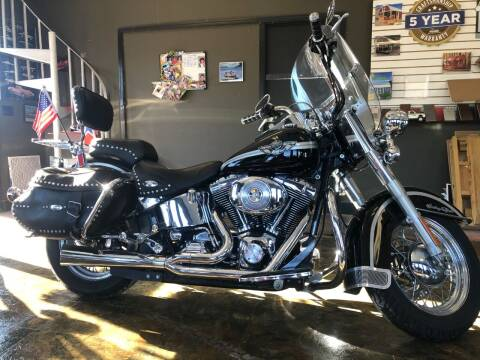 2003 Harley-Davidson Heritage Softail  for sale at Triple R Sales in Lake City MN
