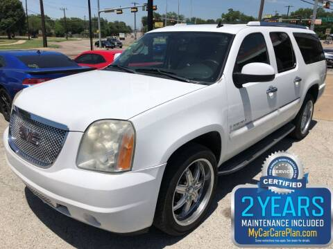 2008 GMC Yukon XL for sale at Pary's Auto Sales in Garland TX