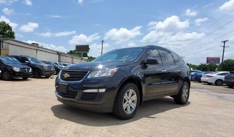 2017 Chevrolet Traverse for sale at International Auto Sales in Garland TX