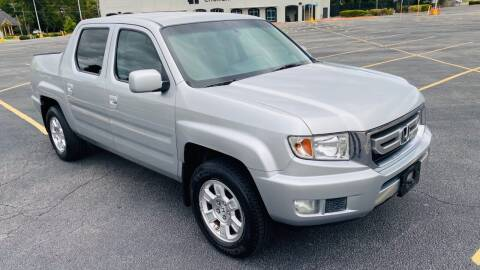 2011 Honda Ridgeline for sale at H & B Auto in Fayetteville AR