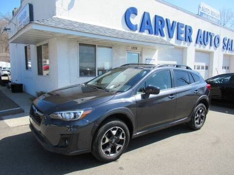 2019 Subaru Crosstrek for sale at Carver Auto Sales in Saint Paul MN