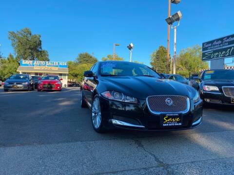 2012 Jaguar XF for sale at Save Auto Sales in Sacramento CA