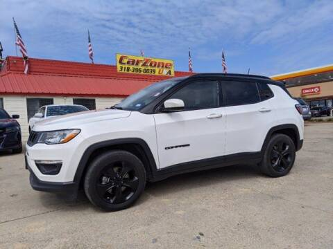 2018 Jeep Compass for sale at CarZoneUSA in West Monroe LA