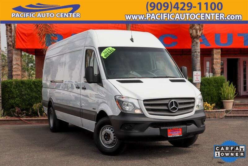 2016 Mercedes-Benz Sprinter Cargo for sale in Fontana, CA