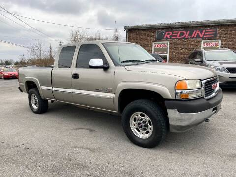 2001 GMC Sierra 2500HD for sale at Redline Motorplex,LLC in Gallatin TN