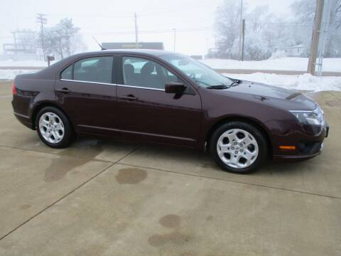 2011 Ford Fusion for sale at Crossroads Used Cars Inc. in Tremont IL