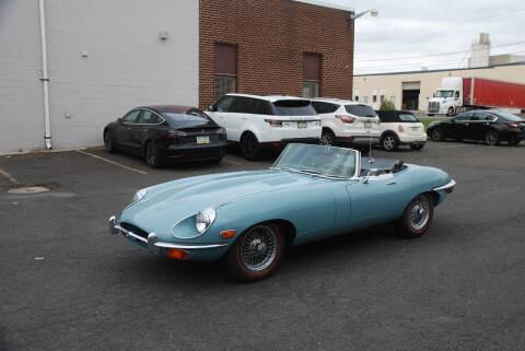 1968 Jaguar E-Type for sale at Professional Automobile Exchange in Bensalem PA