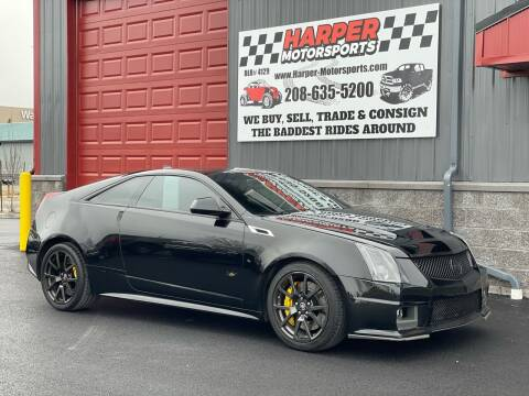 2013 Cadillac CTS-V for sale at Harper Motorsports-Vehicles in Post Falls ID