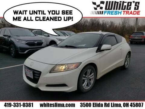 2011 Honda CR-Z for sale at White's Honda Toyota of Lima in Lima OH