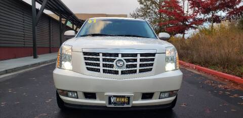 2007 Cadillac Escalade for sale at VIking Auto Sales LLC in Salem OR