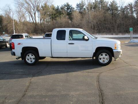 2013 Chevrolet Silverado 1500 for sale at Plainfield Auto Sales, LLC in Plainfield WI