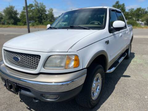 2001 Ford F-150 for sale at South Tacoma Motors Inc in Tacoma WA