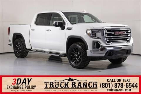 2019 GMC Sierra 1500 for sale at Truck Ranch in Logan UT