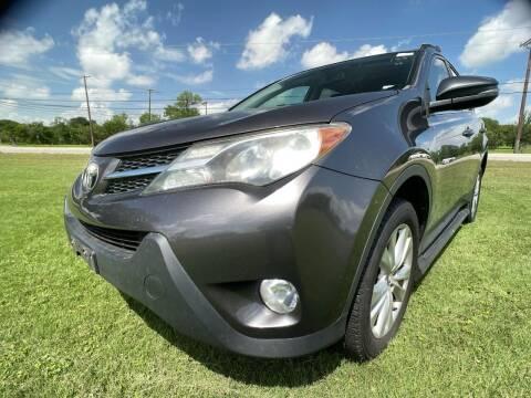 2013 Toyota RAV4 for sale at Carz Of Texas Auto Sales in San Antonio TX