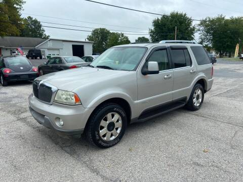 2003 Lincoln Aviator for sale at US5 Auto Sales in Shippensburg PA