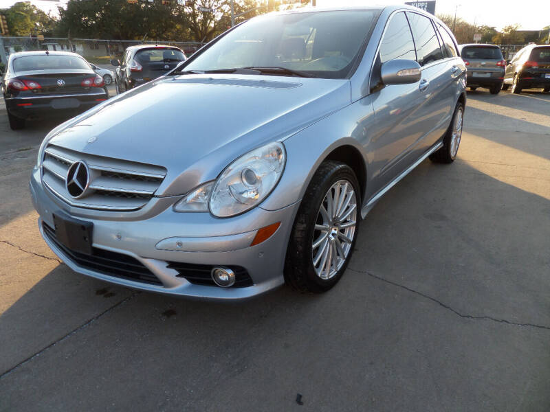 2008 Mercedes-Benz R-Class for sale at West End Motors Inc in Houston TX