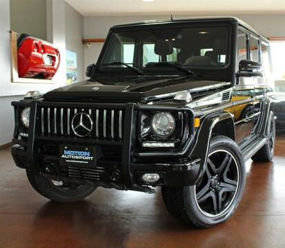 2014 Mercedes-Benz G-Class for sale at Motion Auto Sport in North Canton OH