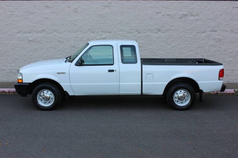 2000 Ford Ranger for sale at Al Hutchinson Auto Center in Corvallis OR