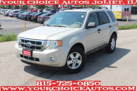 2009 Ford Escape for sale at Your Choice Autos - Joliet in Joliet IL