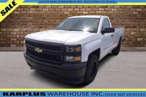 2015 Chevrolet Silverado 1500 for sale at Karplus Warehouse in Pacoima CA