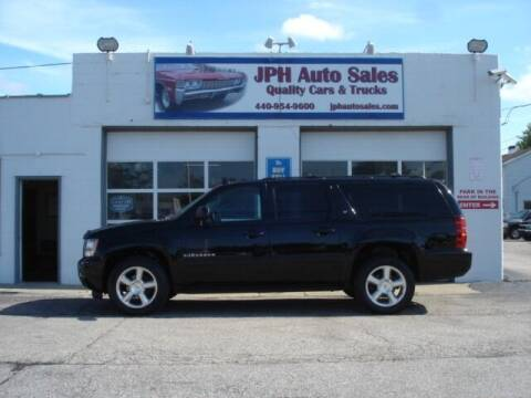 2010 Chevrolet Suburban for sale at JPH Auto Sales in Eastlake OH